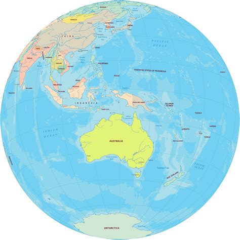 australia globe map australia globe map free vector graphic australia earth