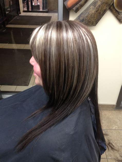 dark hair base with platinum highlights 753afcd214728adfb9c85f8b4e9a1747 jpg 640 215 853 pixels gray