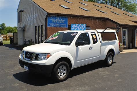 white nissan truck 2012 nissan frontier white ext cab truck