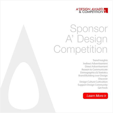 design competition list a design award and competition list of sponsored