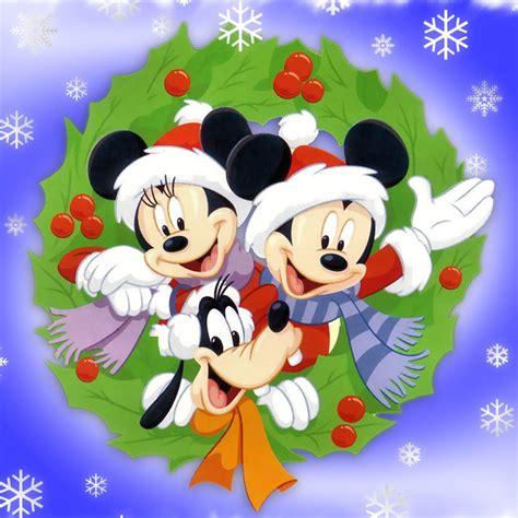 imagenes navideñas animadas de mickey mouse im 225 genes de disney navide 241 as