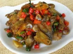 Ikan Asin Peda Nikmat Terjamin resep membuat tumis ikan asin peda enak dan pedas resep