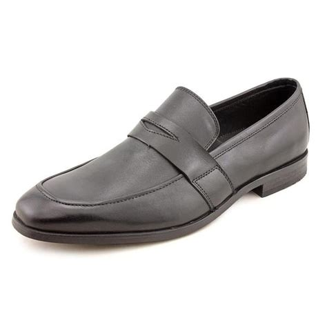florsheim s jet leather dress shoes wide size 9 5 free shipping today