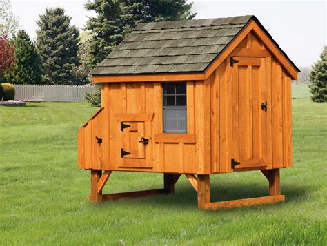 Handcrafted Coops - handmade amish chicken coop barn hosue in oneonta ny