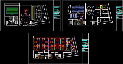 entertainment center dwg full project  autocad