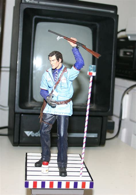s mart ash figure zeta flight ash williams s mart figure