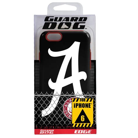 Casing Iphone 6s Alabama Crimson Tide Custom alabama crimson tide guard 174 hybrid for iphone 6 6s mobilemars
