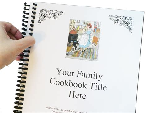 the gallery for gt kids cookbook cover template