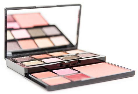 make up palette review look mini makeover palette