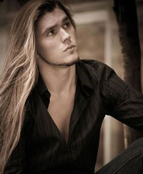 hairstyles for long hair on shirts 25 best long hairstyles for men 10 dammmitttt