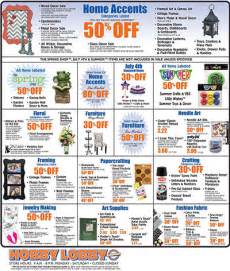 Hobby Lobby Weekly Sales Ad » Home Design 2017