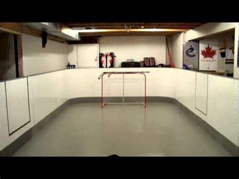 basement rink vince s basement rink mpg