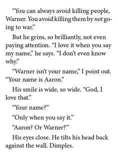 93 Best Aaron WARNER images | Aaron warner, Shatter me