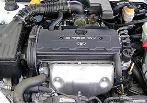 Daewoo Nubira Engine Foto 1 6 16v Sx
