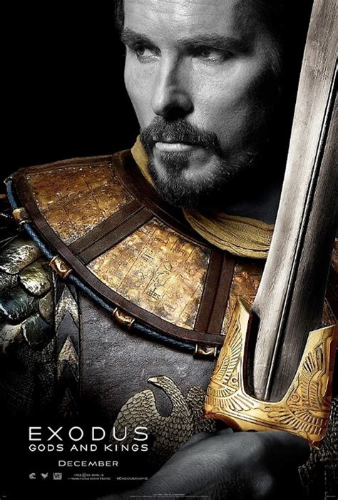 exodus film malaysia here s the first poster for exodus gods and kings ridley