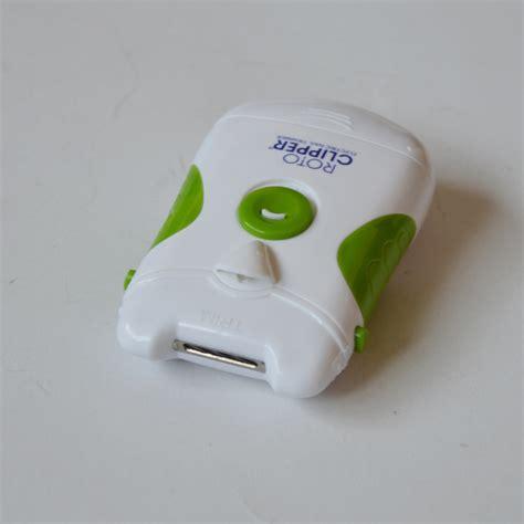 Gunting Kuku Bayi Dodo Nail Clipper roto clipper electric nail trimmer gunting kuku elektrik