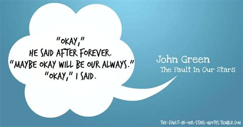 the fault in our stars favorite quotes the coffee life