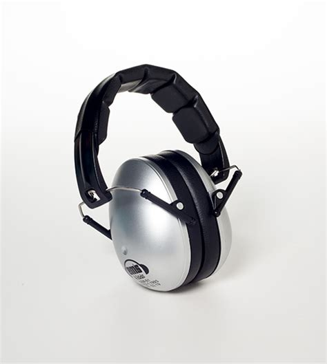 Ems 4 Silver ems for quality hearing protection silver earmuffs