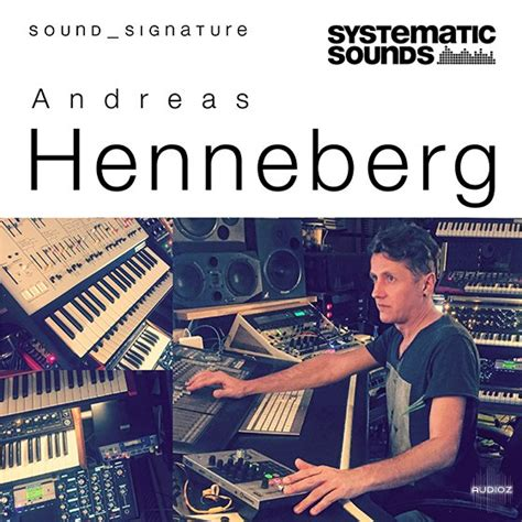 Sound Bank Systematic Sounds Signature Series systematic sounds andreas henneberg sound