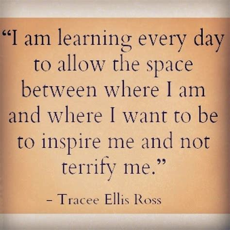 tracee ellis ross quote that changed her life algunas frases vol 24 poster pinterest quotes