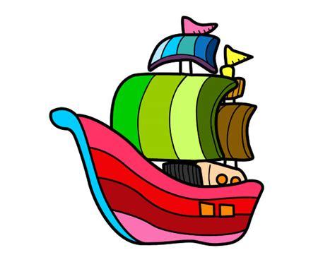 barco dibujo dibujo de barco pintado por ignaciot en dibujos net el d 237 a
