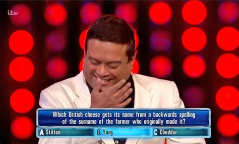 Bradleys Epic the paul sinha reduced to tears with bradley walsh this epic blunder cetusnews