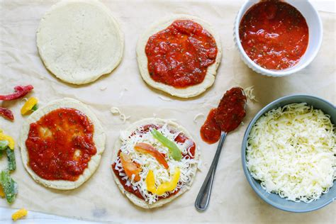 how to make prep day how to make pizza in advance frozen pizza live simply