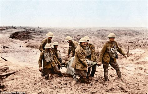 Passchendaele Movies 4 Men | the horror of the war as you ve never seen it before