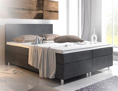 Gute Betten Günstig Kaufen by Boxspringbetten Betten G 252 Nstig Kaufen Juskys