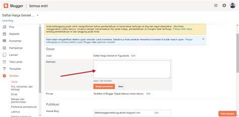 cara membuat blog organisasi contoh deskripsi rumah dalam bahasa inggris contoh 408