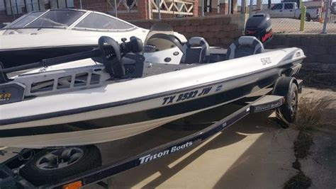 kbb bass boats 2002 triton boats for sale