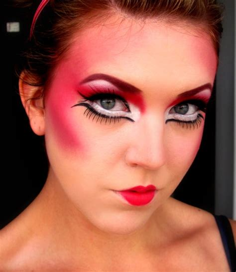 tutorial makeup geisha the beautiful life of the girl next door geisha inspired