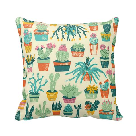 Cactus Pillow by Cactus Pillow Home Decorating Trends Homedit
