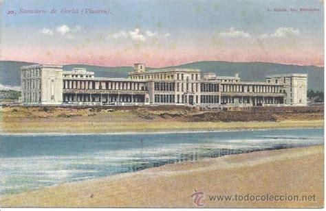 antigua postal de barakaldo vizcaya chalets comprar ps0902 vizcaya sanatorio de gorliz l roisin comprar
