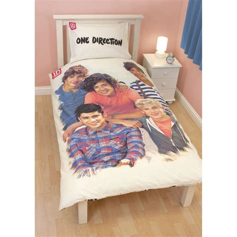 One Direction Single Duvet one direction duvet cover sets single sizes official 1d merchandise ebay