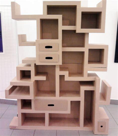 Bien La Maison Des Bibliotheques #4: Meuble-carton01.jpg