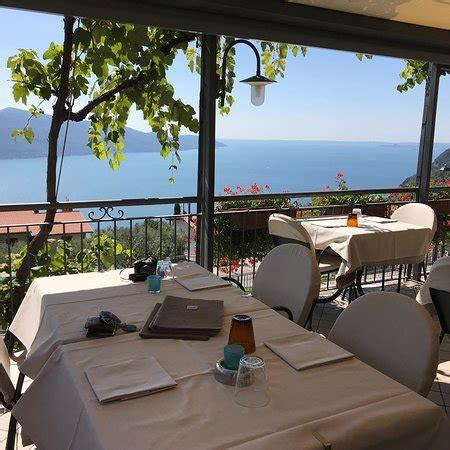 ristorante al terrazzo ristorante al terrazzo tignale ristorante recensioni