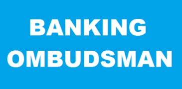 ombudsmann bank banking ombudsman complaint form disciplinary and