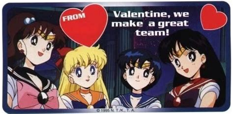 sailor moon valentines random valentine s themed graphic 5 happy valentine s