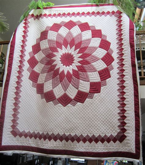 dahlia quilt st catherine of siena parish