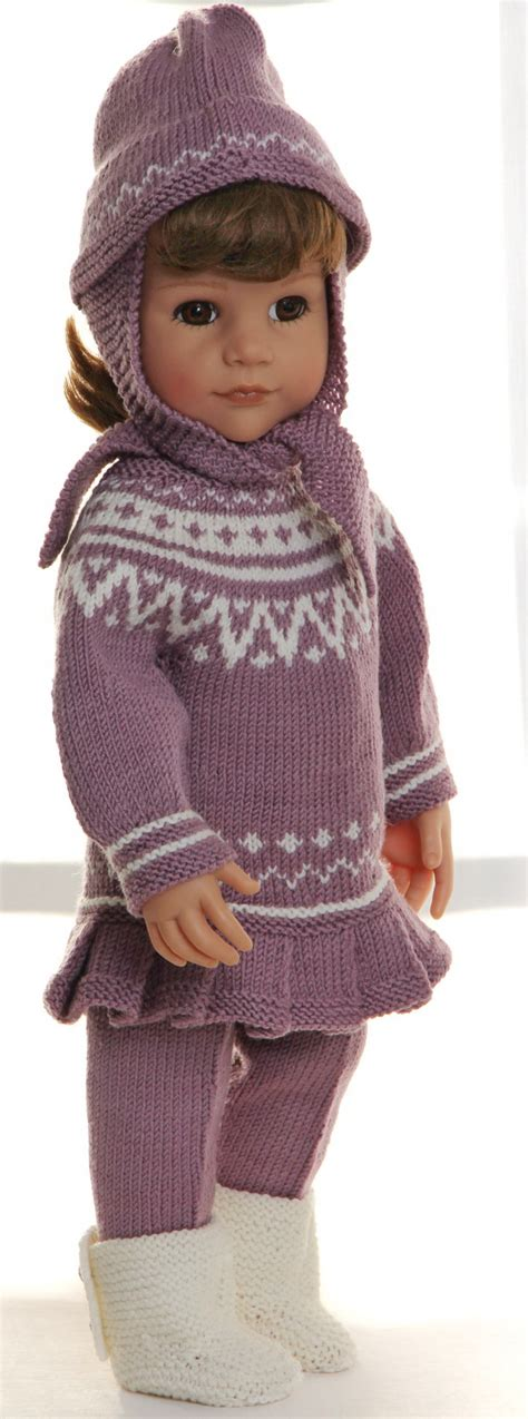knit sweater pattern 18 inch doll knitted sweater pattern for 18 inch doll full zip sweater