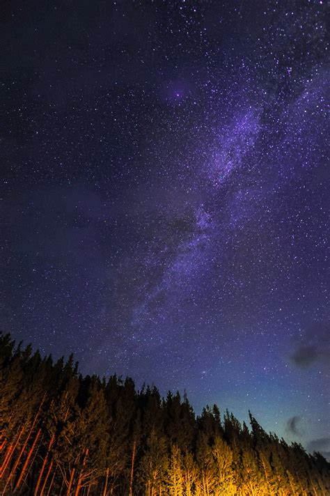 milky  galaxy  stock photo