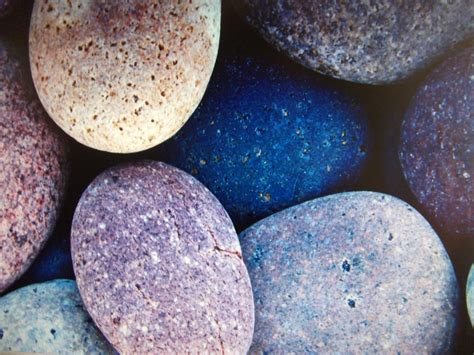 with stones mindful writing tool small stones writing our way home