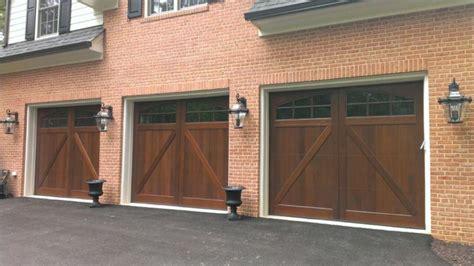 Solid Garage Doors Maryland Garage 17 Best Images About Carriage Wood Garage Doors And Carriage Composite Garage Doors On