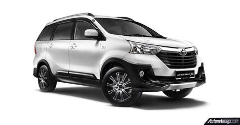 Lu Depan Toyota Avanza sisi depan toyota avanza x malaysia