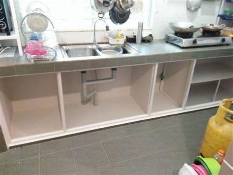 Kabinet Dapur Built In projek kabinet dapur diy dengan kos sekitar rm250