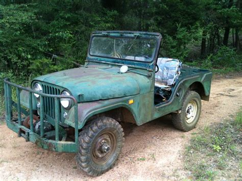 1957 Willys Jeep 1957 Willys Cj 5 Information And Photos Momentcar