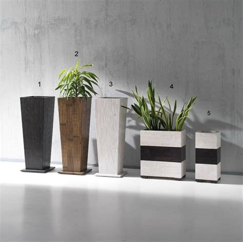 vasi da interno moderni vasi design giardino vasi moderni da esterno ed interno