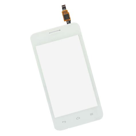 Touchscsreen Huawei Y330 replacement lcd glass panel touch screen digitizer repair parts for huawei y330 y330 coo white