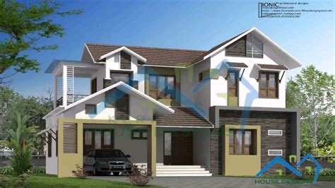 good house plans in kerala style youtube luxamcc kerala style contemporary house designs youtube